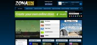 Se vende web de juegos online
