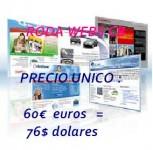 PAGINAS WEB  ECONOMICAS ; DE CAPACIDAD WEB Y TRAFICO ILIMITADO: