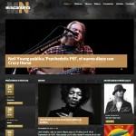 Vendo 3 paginas web musicales con MILES de seguidores