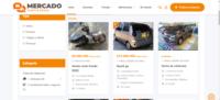 Se vende pagina web de anuncios clasificados + dominio y hosting