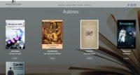 Pagina web publicación de libros